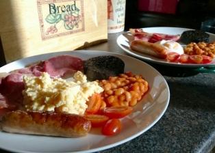 isle of skye Scottish breakfast