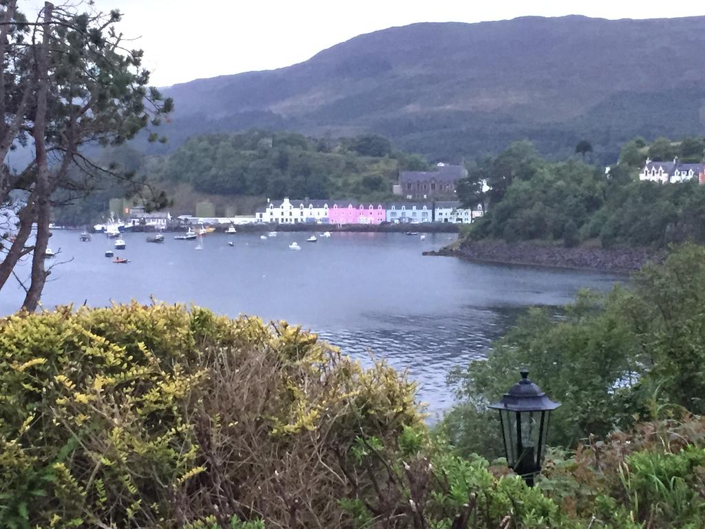 Isle of Skye View of Portree Harbour