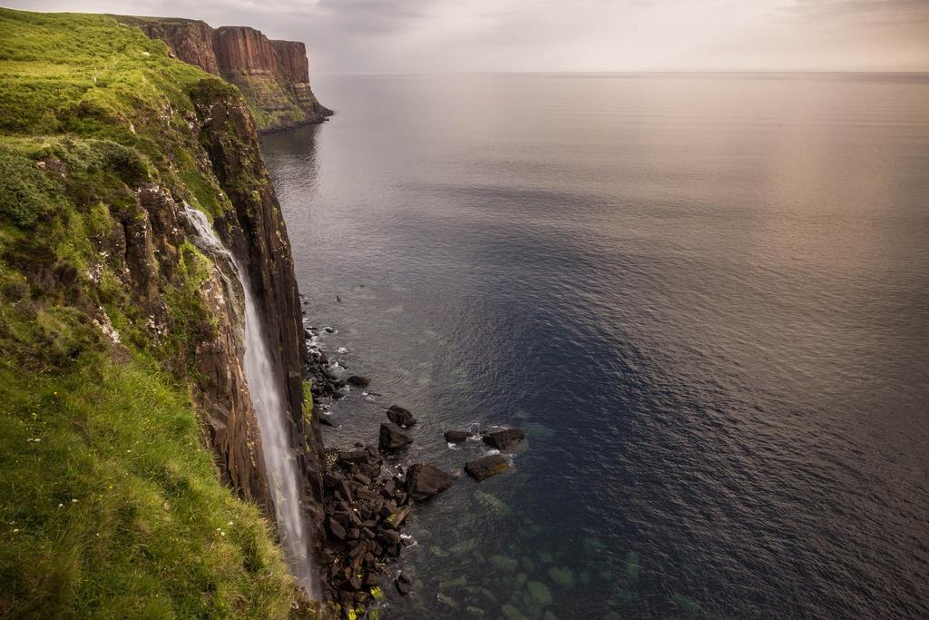 discover isle of skye waterfall