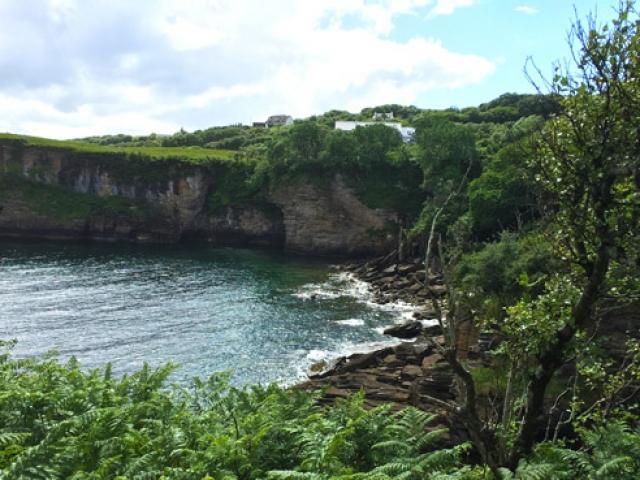 Skye Landscape Water Shore
