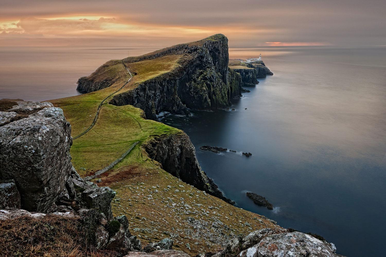 Skye Landscape Nest Point